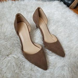 Wild Diva Heels size 5